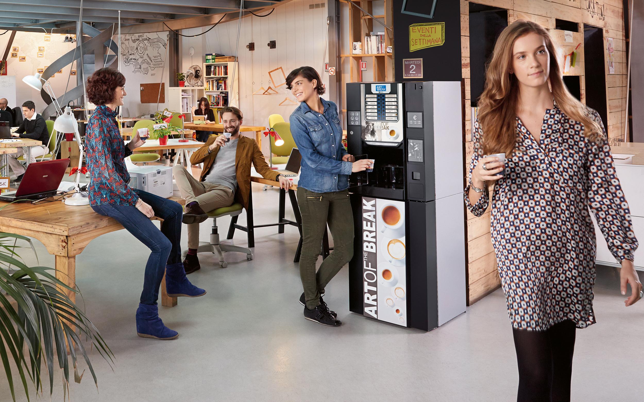 distributori automatici Milano