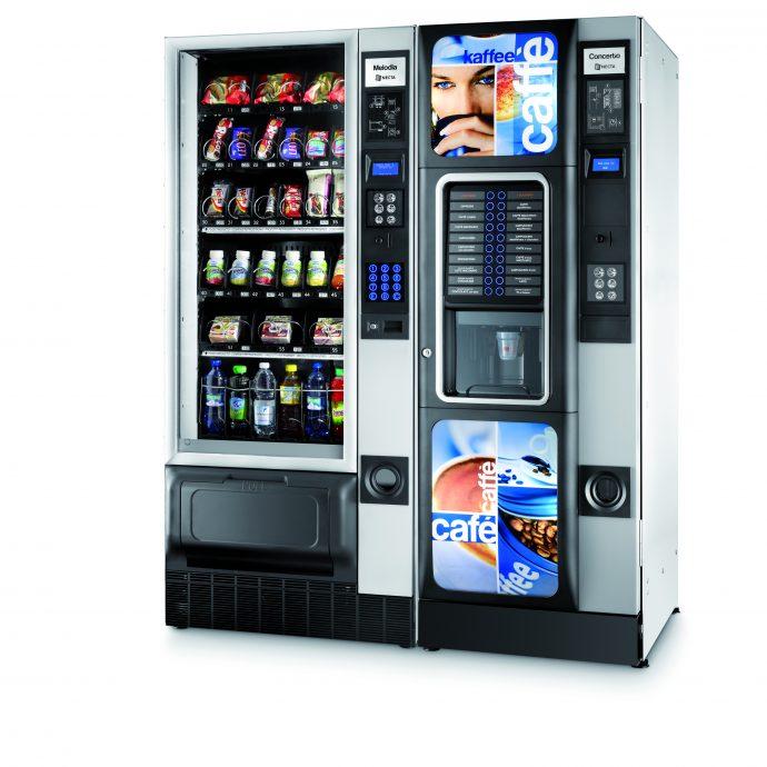 Gestione distributori automatici